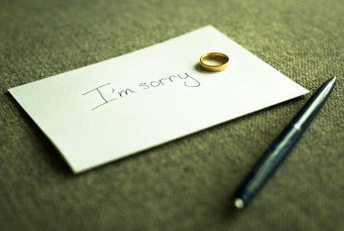 Break Up Apology