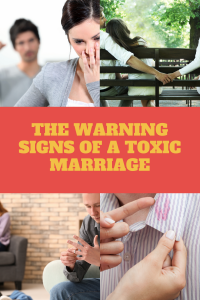 Toxic Marriage Signs