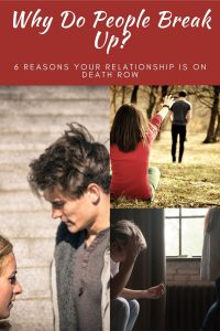 Why People Break Up